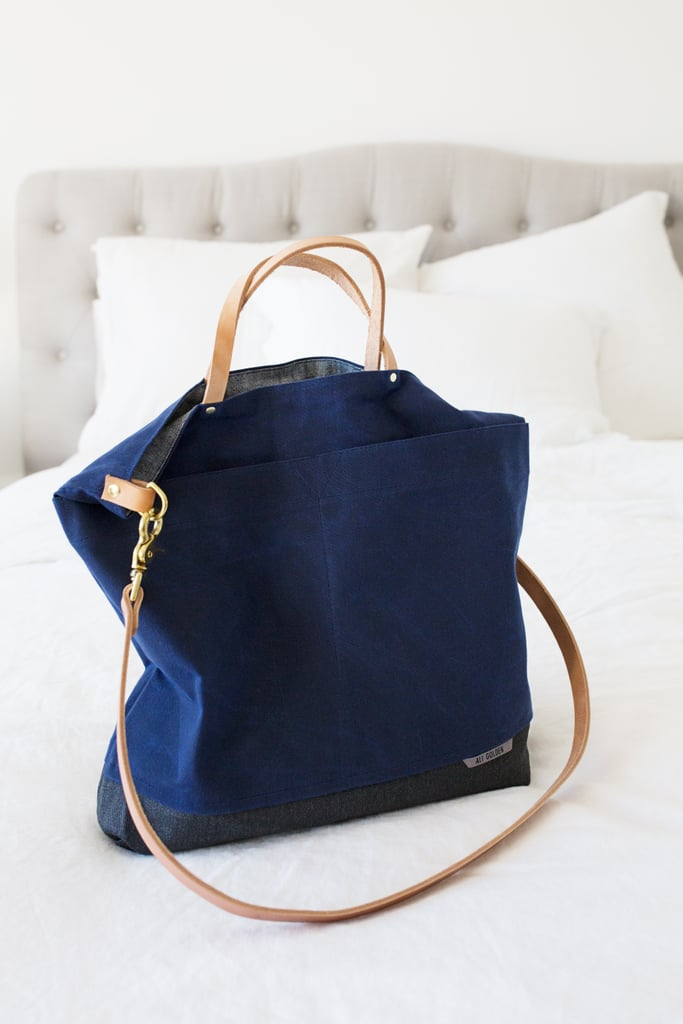 Store Bags in Overhead Bins