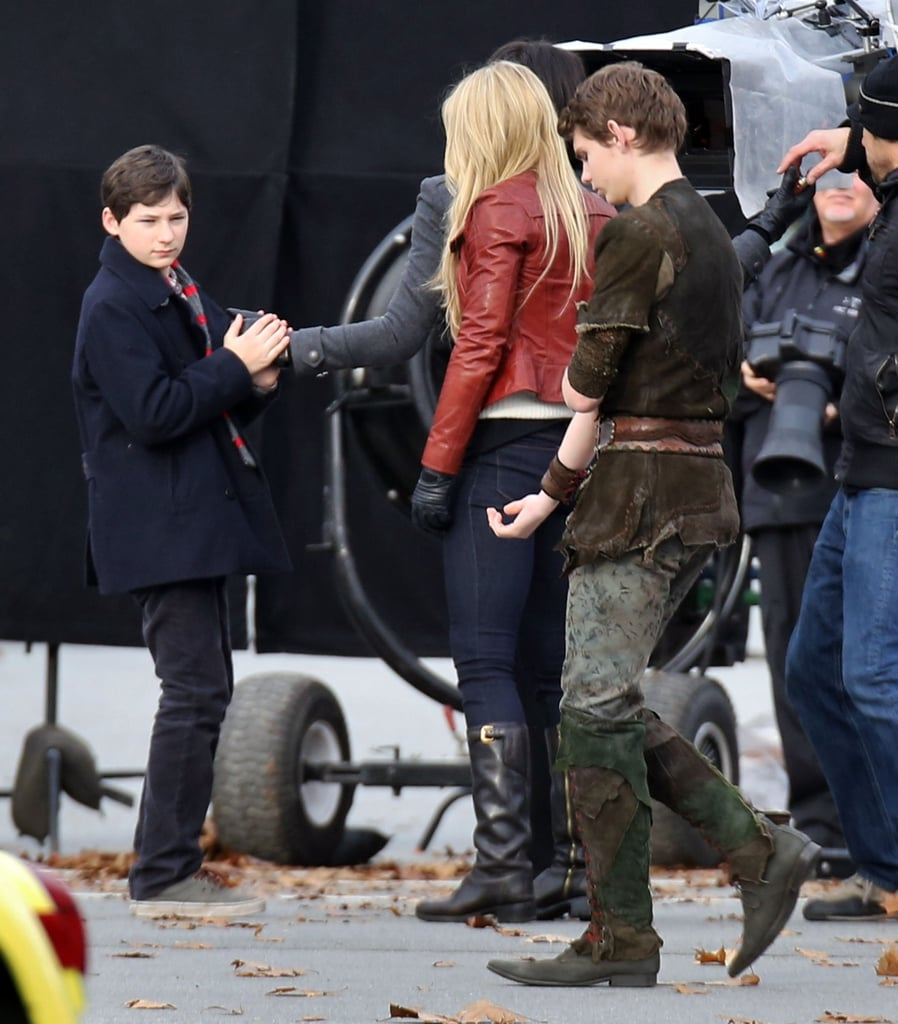 Once Upon A Time Spoiler