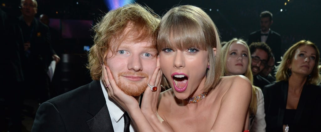 18 Times Taylor Swift and Ed Sheeran Fully Embodied #FriendshipGoals