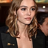 Lily-Rose Depp at the Planetarium Premiere in Paris 2016