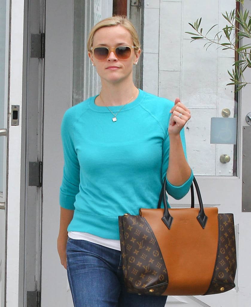 Reese Witherspoon Has an LA Lunch Date With Her Look-Alike Daughter