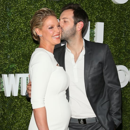 Katherine Heigl and Josh Kelley on Red Carpet August 2016