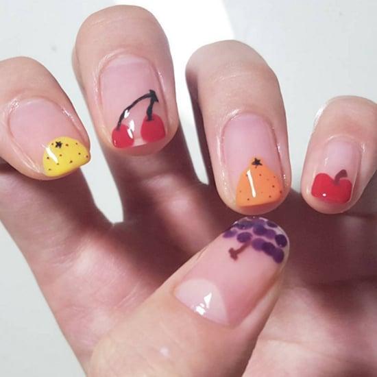 Fruit Nail Art Manicures