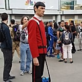 This Spock cosplay makes us miss Leonard Nimoy even more.