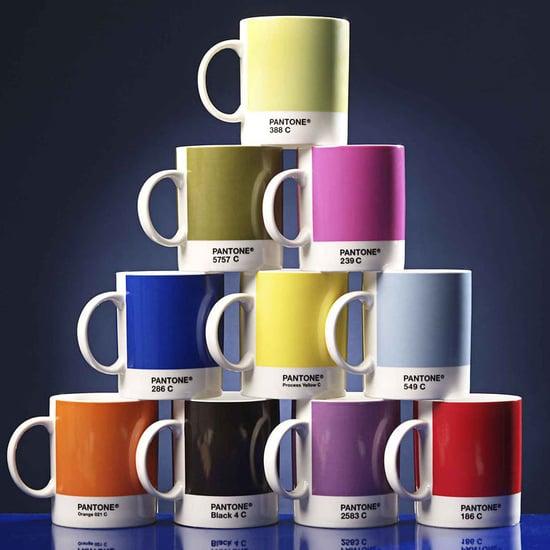 & Pantone Mugs and Plates | POPSUGAR Food