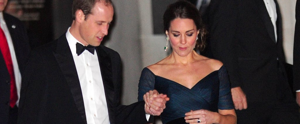 The Duchess of Cambridge Maid of Honour Style
