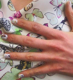 Sophy Robson's Picks For New 2010 Fall Nail Polish Colors and Textures