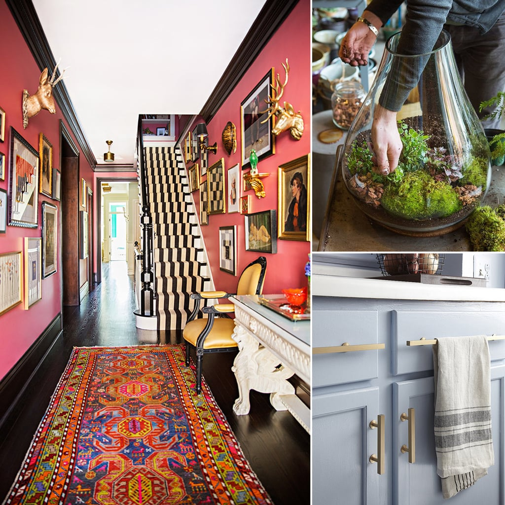 Home Decor Pinterest Trends 2015 POPSUGAR Home