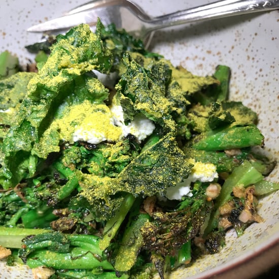 Charred Broccoli Salad Recipe From The Charter Oak in Napa