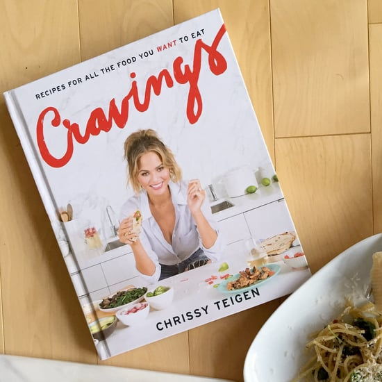 Chrissy Teigen and Blue Apron Meals 2018