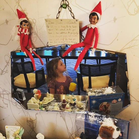Busy Philipps's Elf on a Shelf Instagram Pictures 2016