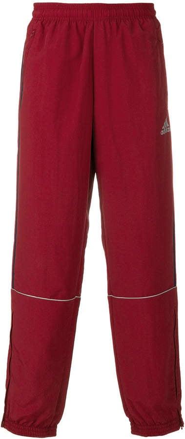 gosha rubchinskiy x adidas logo track pants