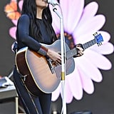 Kacey Musgraves in 2019 at Outside Lands