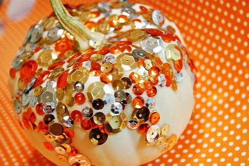Bedazzled Pumpkins