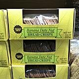 Trader Joe's Banana Date Nut Bread Crisps