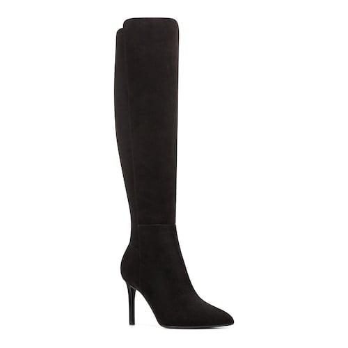 Knee-High Heeled Boots