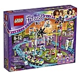 Lego Friends Amusement Park Roller Coaster Building Kit