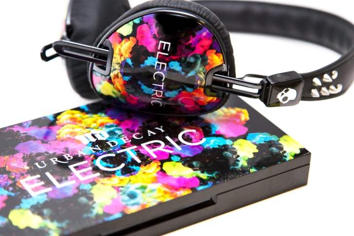 Rock Out With Urban Decay x SkullCandy's Palette and Headphones