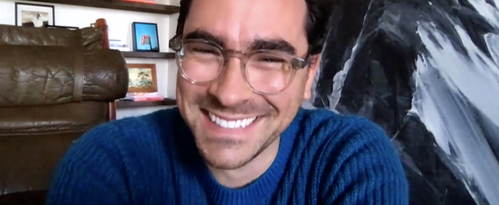Dan Levy and James Corden Get Emotional Over Schitt's Creek