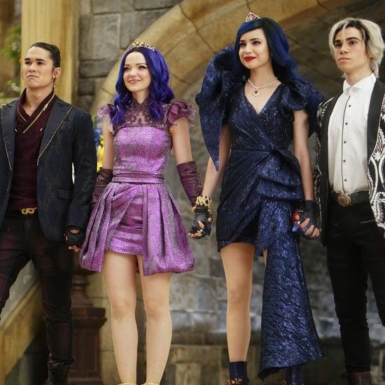 Descendants 3 Cast Talk About Musical Numbers Videos