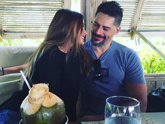 Sofia Vergara and Joe Manganiello Snuggle Up on Romantic Turks and Caicos Vacation