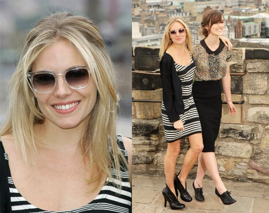 Celebrity Style: Sienna Miller