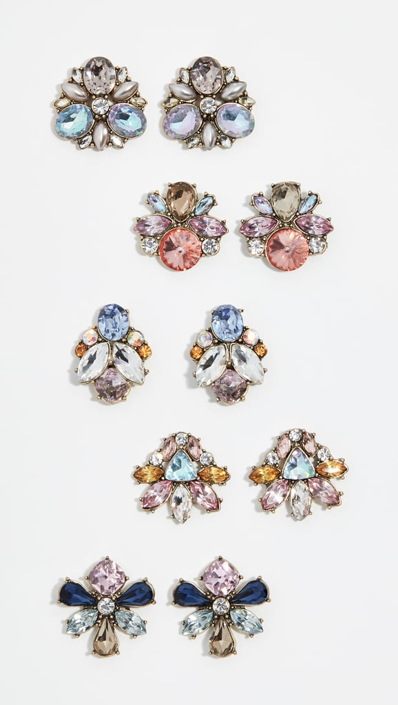 BaubleBar Shine On Stud Earrings Gift Set