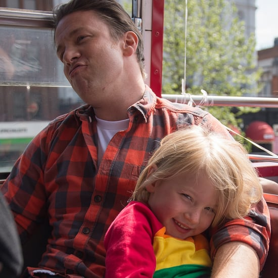 Watch Jamie Oliver's Son Buddy Cook Kid-Friendly Recipes