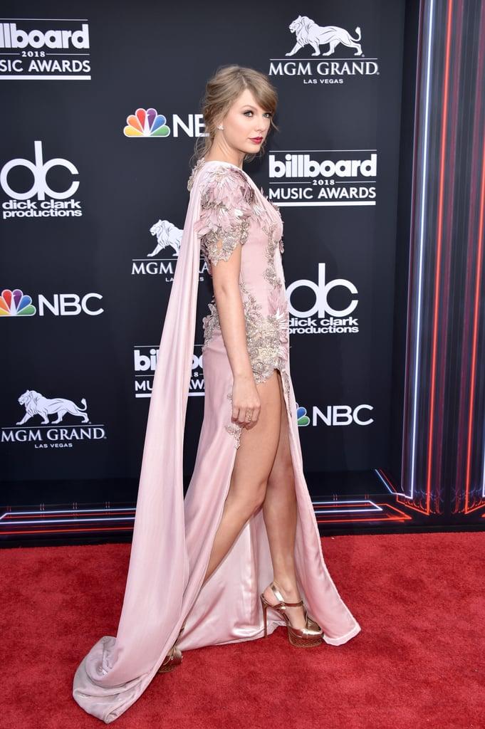 Taylor Swift at the 2018 Billboard Music Awards