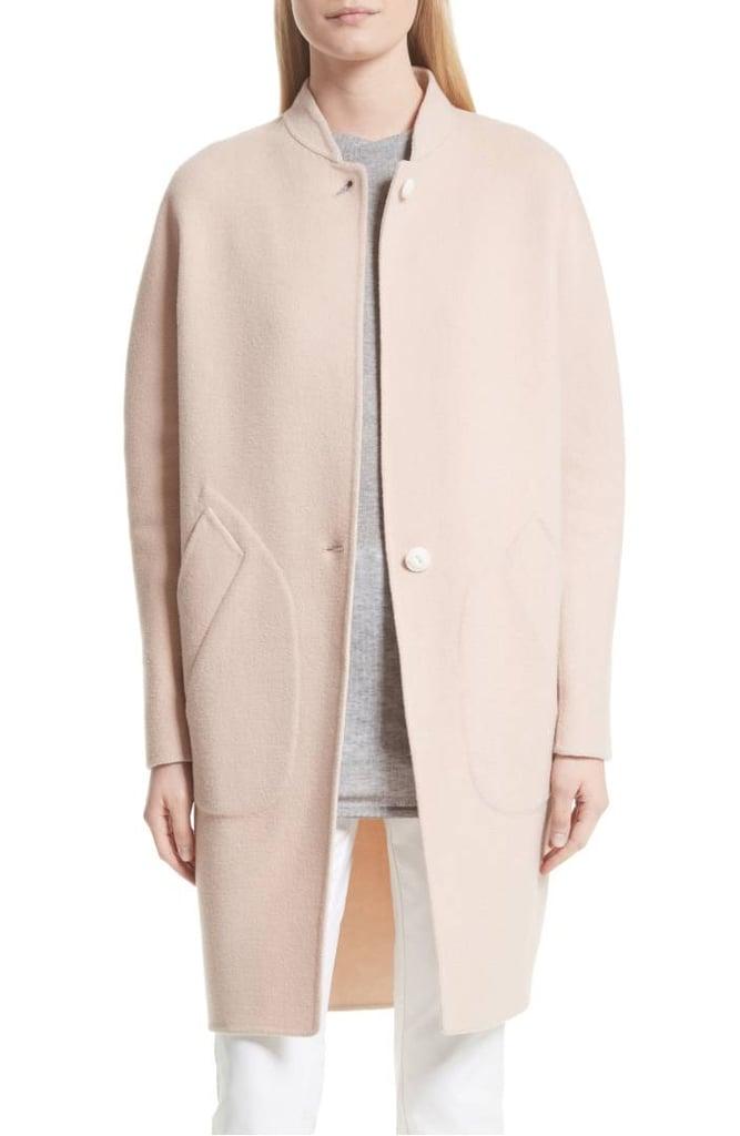 Rag & Bone Women's Darwen Reversible Wool & Cashmere Coat