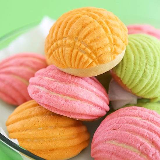Mexican Pan Dulce Conchas Recipes