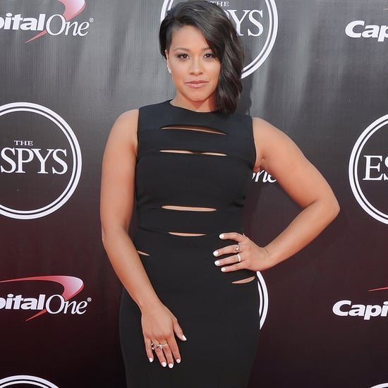 Gina Rodriguez Wearing Safiyaa Dress at ESPY Awards 2016