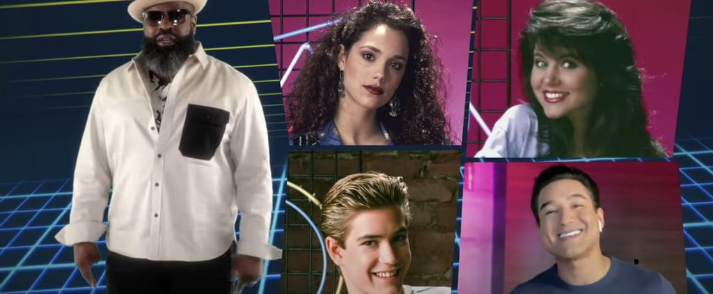 The OG Cast of Saved by the Bell Performs the Theme Song