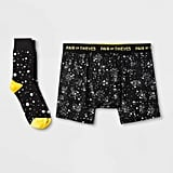 Pair of Thieves Men's Holiday Underwear and Sock Set