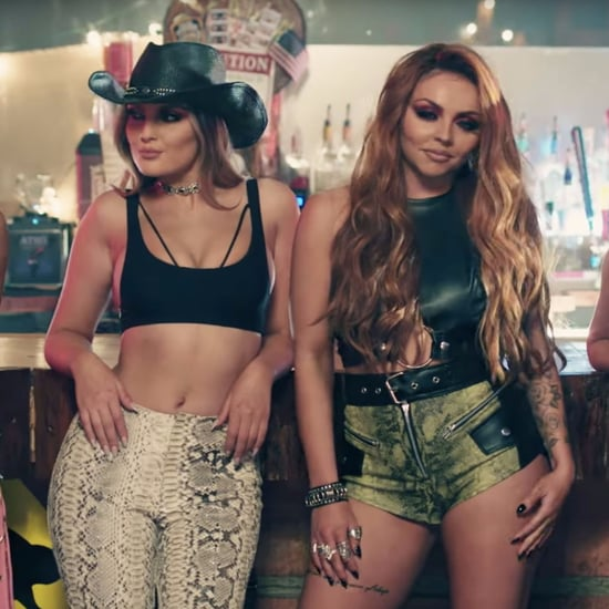 "Little Mix's ""No More Sad Songs"" Music Video"