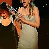 2011 — Taylor Swift