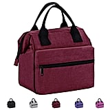 Srise Lunch Box Insulated Lunch Bag