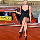 Taxi 31 shall live on forever as the taxi that conveyed a legend to her throne.