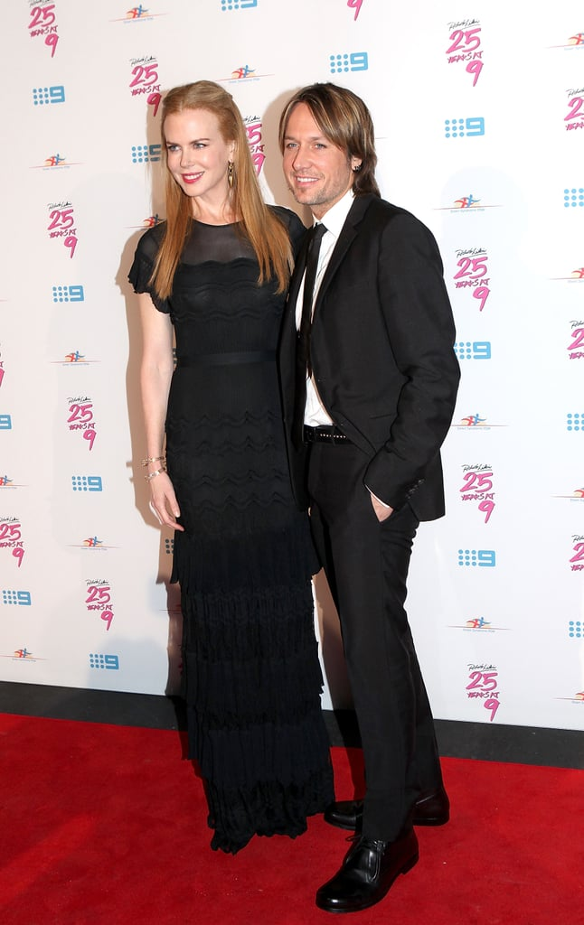 Nicole and Keith supported Richard Wilkins' 25 years in the industry at his fundraising dinner in June 2012.