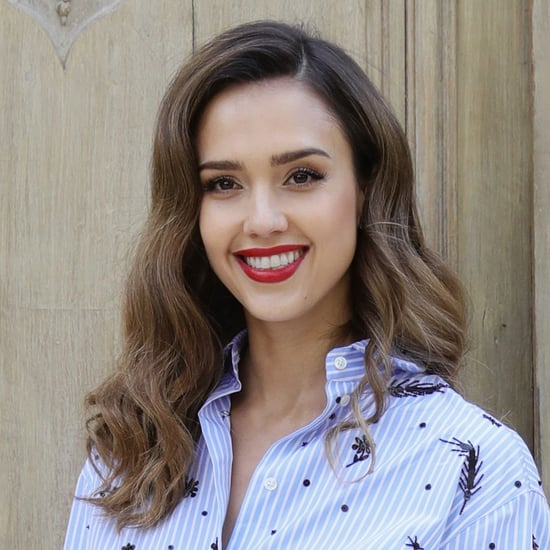 Jessica Alba Hair and Beauty Secrets 2016