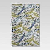 Botanical Outdoor Rug