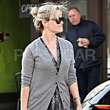 Reese Witherspoon at M Cafe.