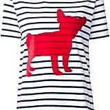 Etre Cécile Dog Print T-Shirt ($100)