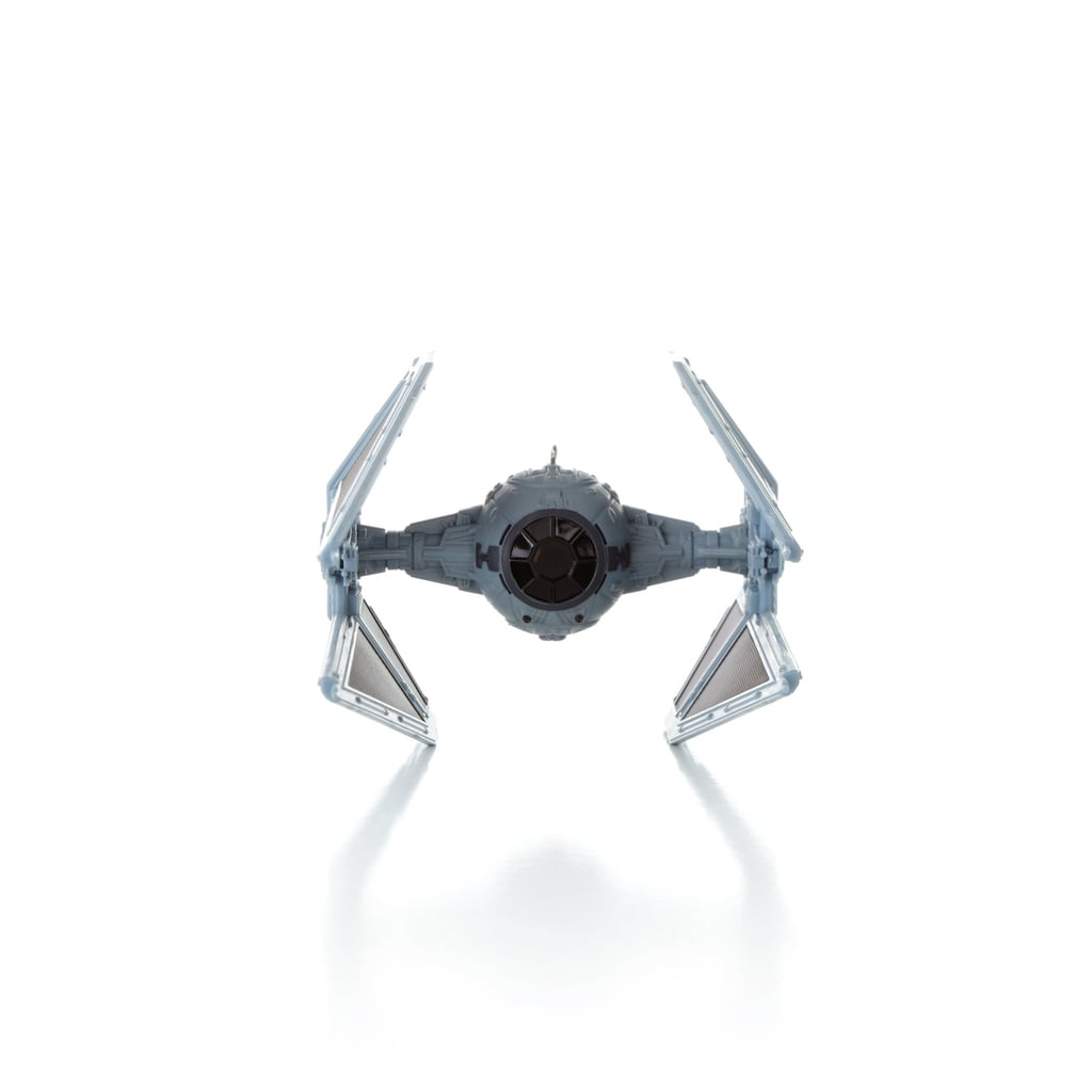 """TIE Interceptor plays """"The Imperial March"""" ($30)."""