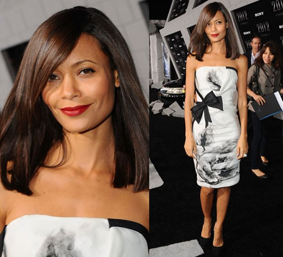 Photo of Thandie Newton at Columbia Pictures' 2012 Movie Premiere in LA
