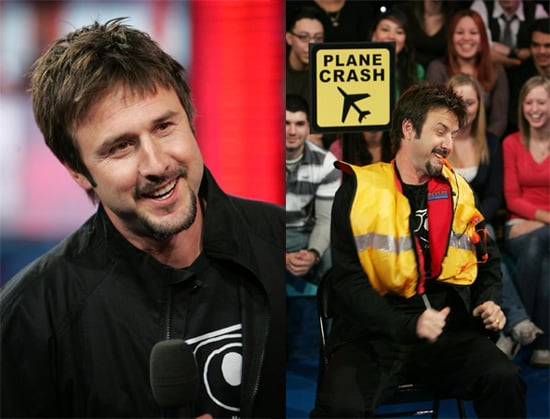 David Arquette Talks About Brad, Jen and Angie