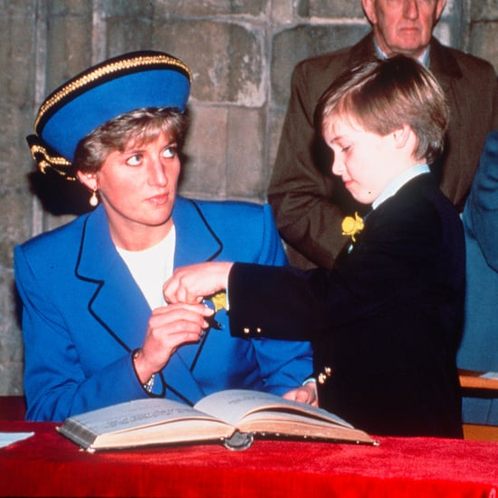 Did Princess Diana Tell William and Harry About Her Affair?