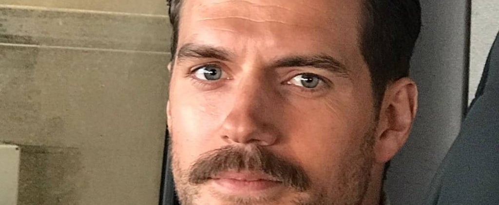 Henry Cavill Moustache Instagram Video