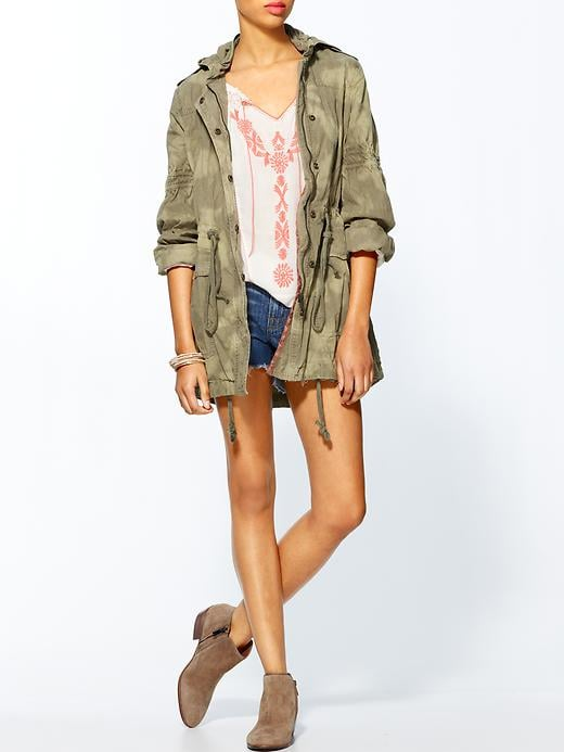 Free People's Festival anorak ($174, originally $248) is, as the name suggests, the perfect jacket for all of your music festival needs.