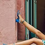 Gabby Block Heels